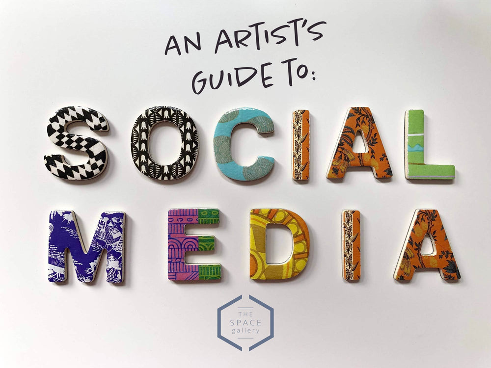 An Artist's Guide to: Social Media