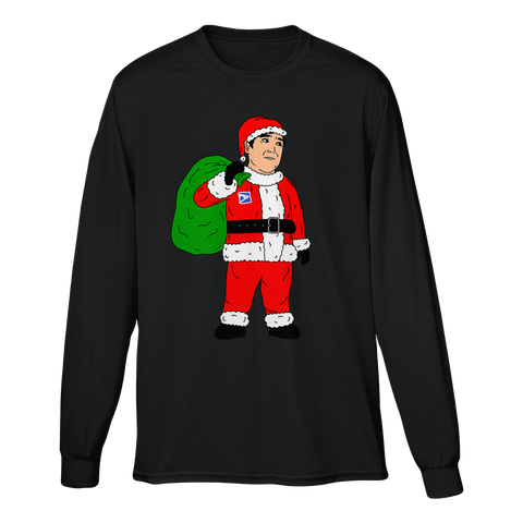 The Santa Bobby Long Sleeve