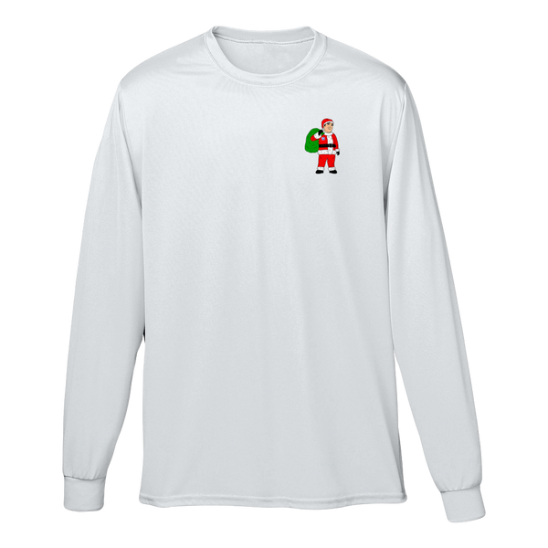 The Mini Santa Bobby Long Sleeve
