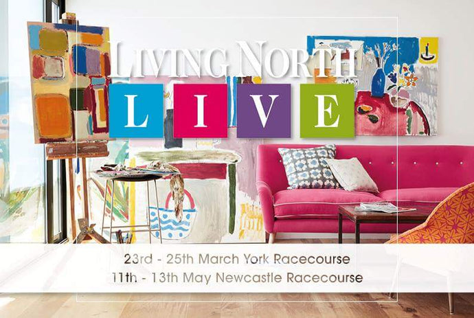Living North LIVE Newcastle 11th - 13th May 2018