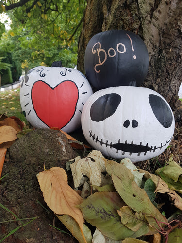 From Loft to Loved- Halloween- Paint your pumpkin - things to do - eco