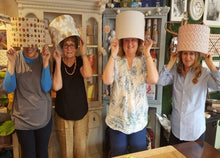 From Loft to Loved Lampshade Making Workshop Durham Uk - make a lampshade at From Loft to Loved
