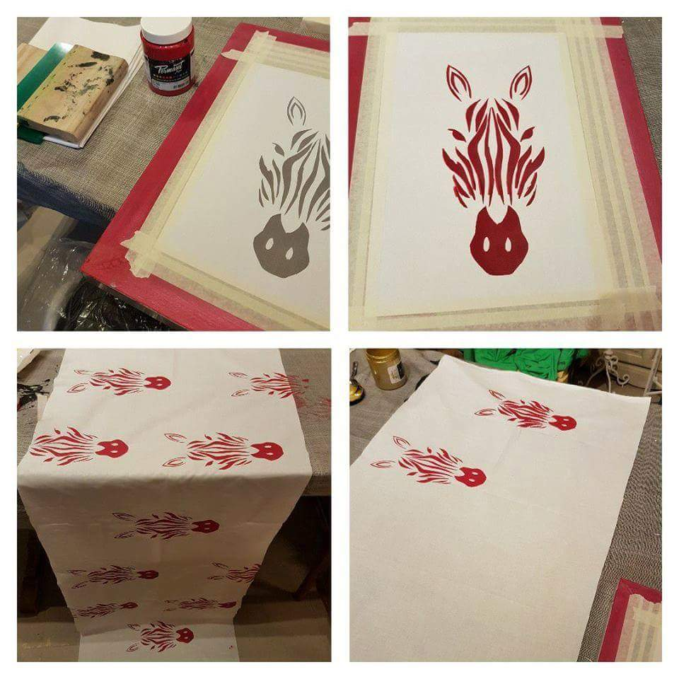 From Loft to Loved- workshops - screenprinting - crafting - make your own