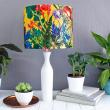 Summer Tropics Drum Lampshade