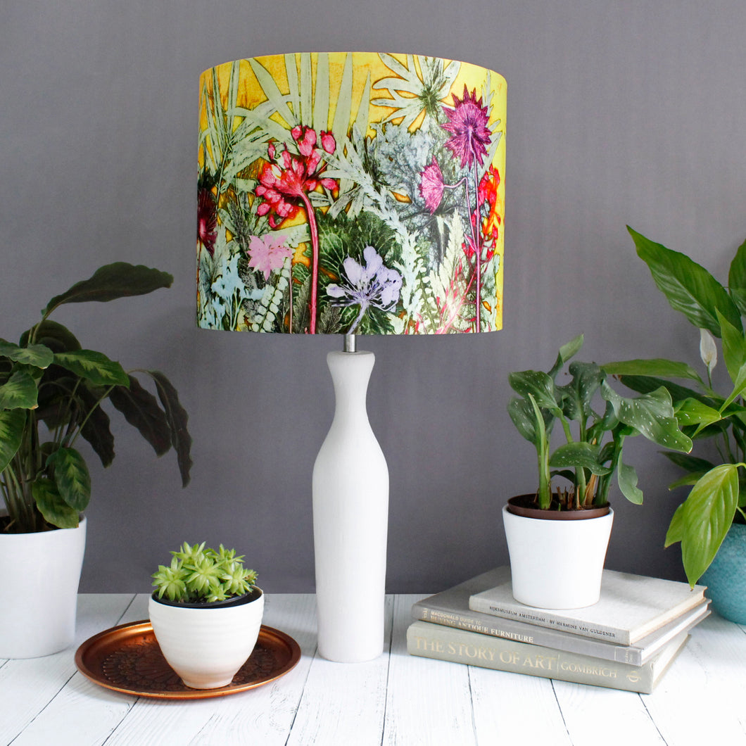 Tropical Paradise Drum Lampshade