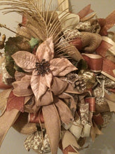 Hessian Wreath Making Workshop Christmas 2019