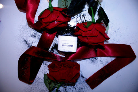 HD Beauty Black Rose and Damask Rose Face Balm