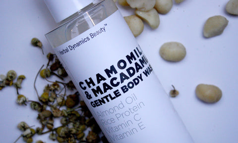 Herbal Dynamics Beauty Chamomile and Macadamia Gentle Body Wash