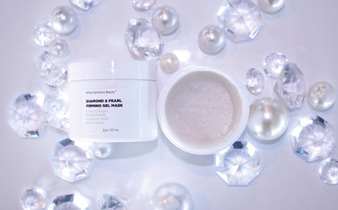 Herbal Dynamics Beauty Diamond and Pearl Firming Mask