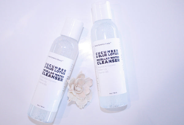 HD Beauty Micellar Water Cleanser