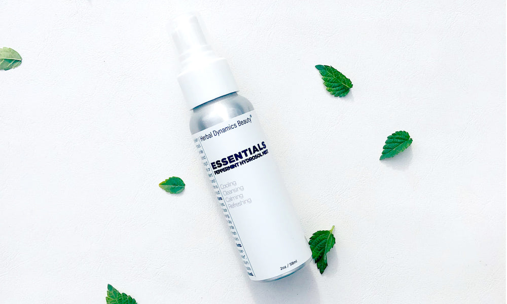 Herbal Dynamics Beauty Peppermint Hydrosol Mist