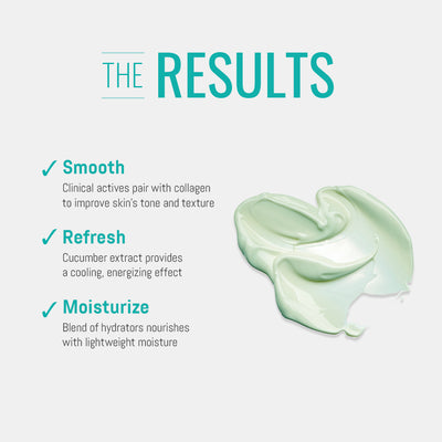 Clean & Calm® Cooling Cucumber Eye Cream