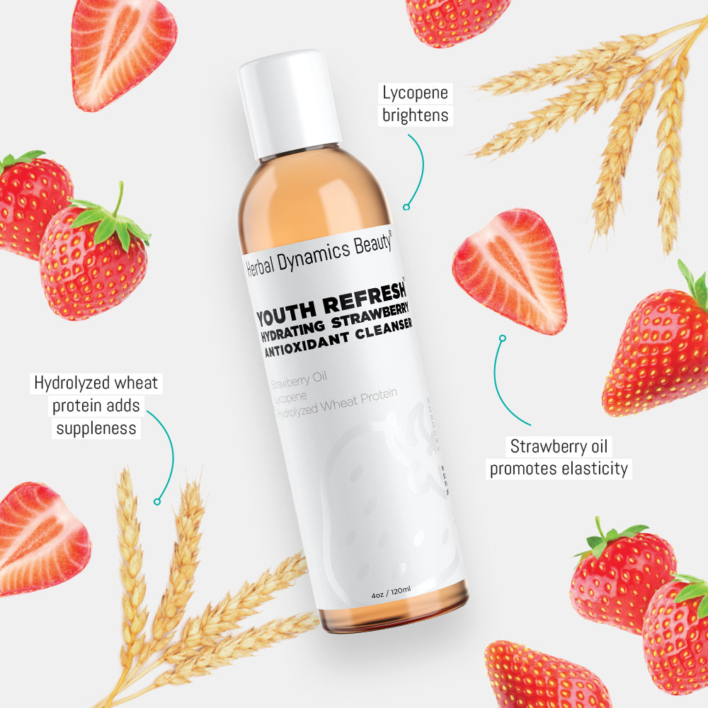 Youth Refresh® Hydrating Strawberry Antioxidant Cleanser