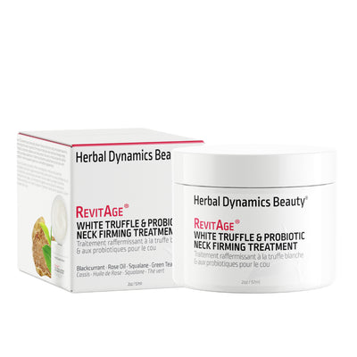 Herbal Dynamics Beauty® Revitage® White Truffle & Probiotic Neck Firming Treatment