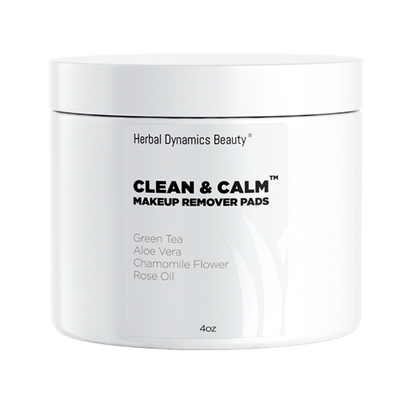 Clean & Calm® Makeup Remover Pads
