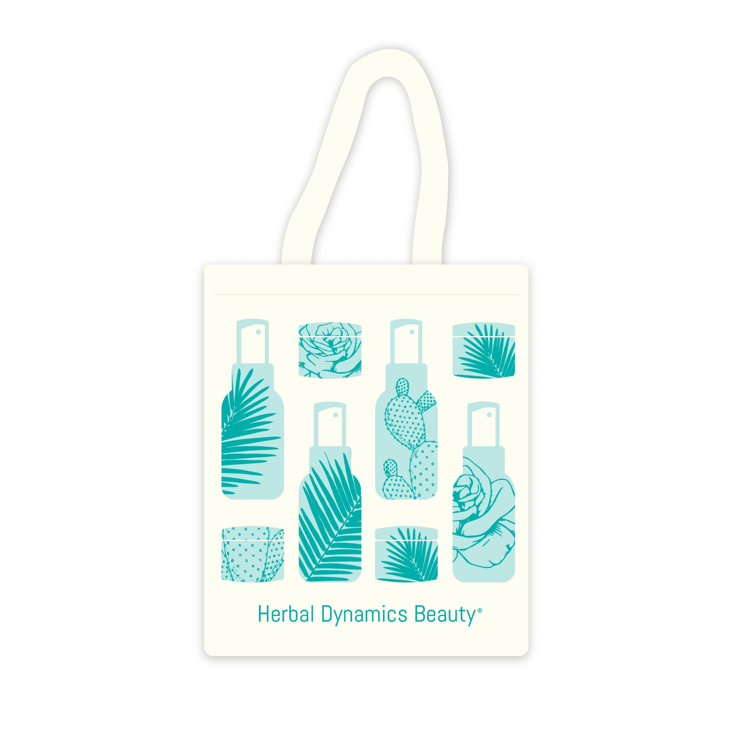 Herbal Dynamics Beauty Tote Bag 12