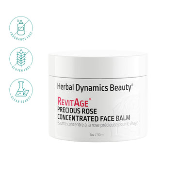 Herbal Dynamics Beauty® RevitAge® Precious Rose Concentrated Face Balm