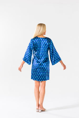 Ice Cube Dress - Paisley