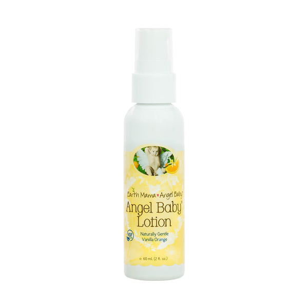 Earth Mama Angel Baby® Angel Baby Lotion