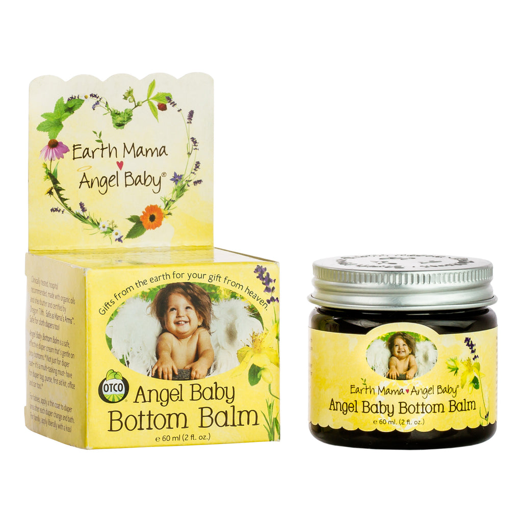 Earth Mama Angel Baby® Angel Baby Bottom Balm