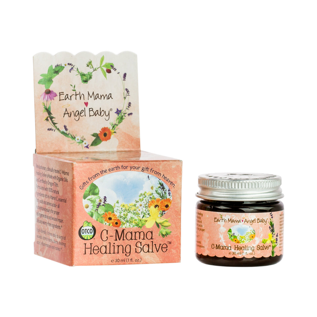 Earth Mama Angel Baby® C-Mama Healing Salve