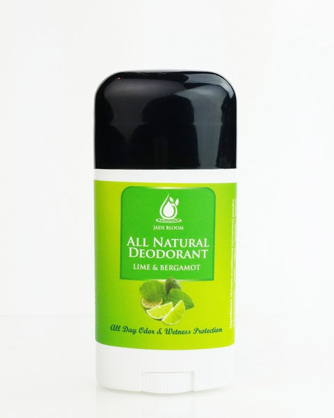 Jade Bloom: All Natural Deodorant