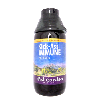WishGarden Kick-Ass Immune Activator