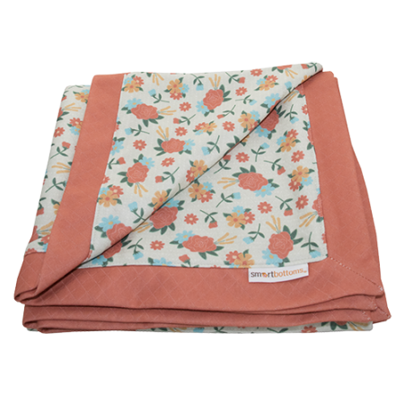 Smart Bottoms® Spring Collection Snuggle Blanket