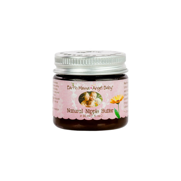 Earth Mama Angel Baby® Natural Nipple Butter