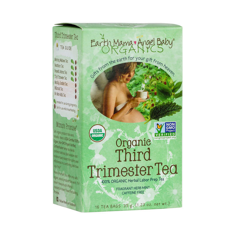 Earth Mama Angel Baby® Organic Third Trimester Tea