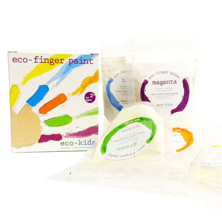 eco-kids® eco-finger paint™