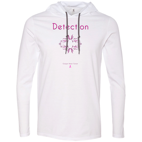 987 LS T-Shirt Hoodie-Detection