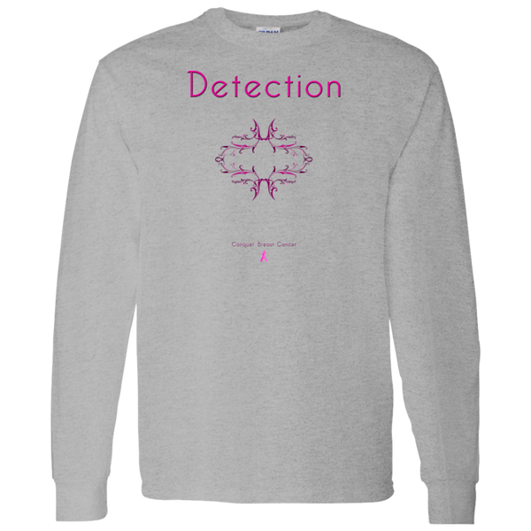 G540 LS T-Shirt 5.3 oz.-Detection