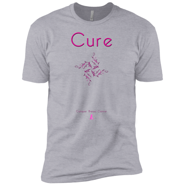 NL3600 Premium Short Sleeve T-Shirt-Cure