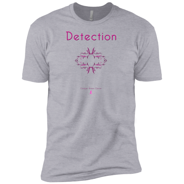NL3600 Premium Short Sleeve T-Shirt-Detection