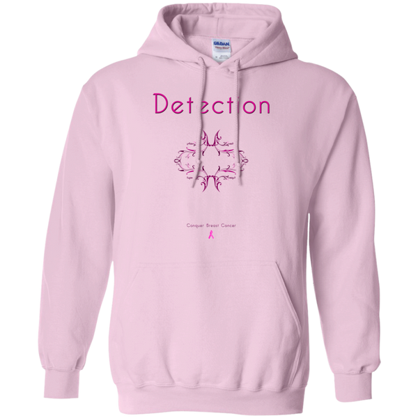 G185 Pullover Hoodie 8 oz.-Detection
