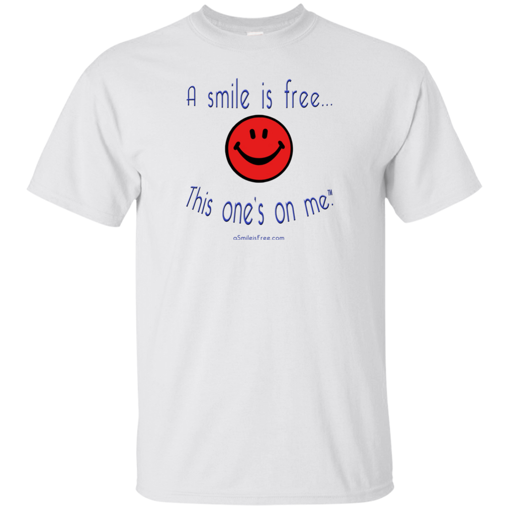 G200 Ultra Cotton T-Shirt Smile America RBW