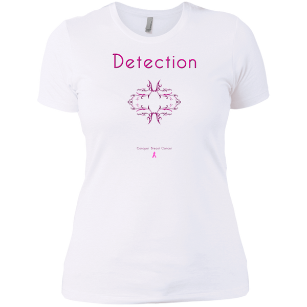 NL3900 Ladies' Boyfriend T-Shirt-Detection