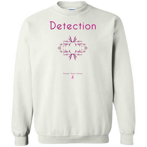 G180 Crewneck Pullover Sweatshirt  8 oz.-Detection