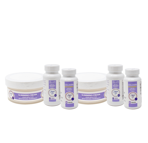 Cellulite Kit 60 Day Package
