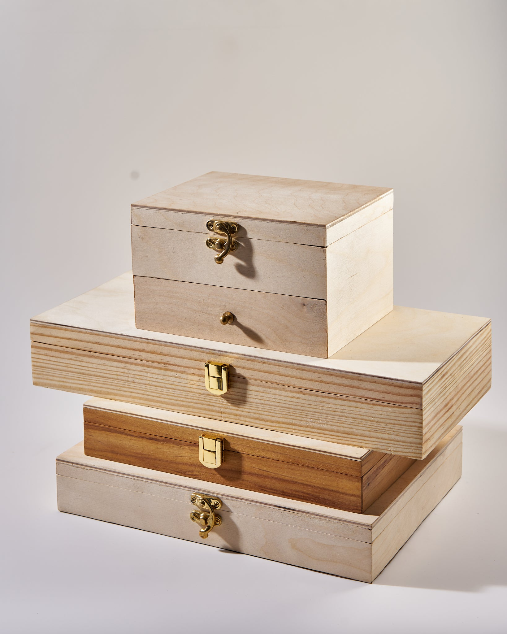 Custom Wood Boxes