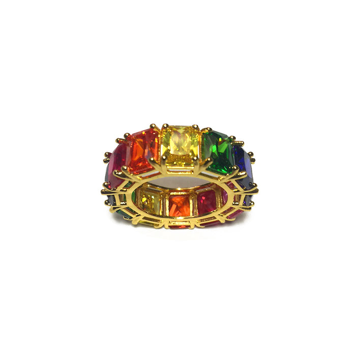 Fruity pebbles ring