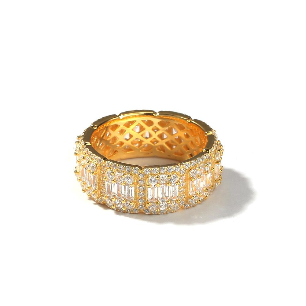 travis kylie halo engagement ring fully iced eternity white gold yellow diamond shopgld