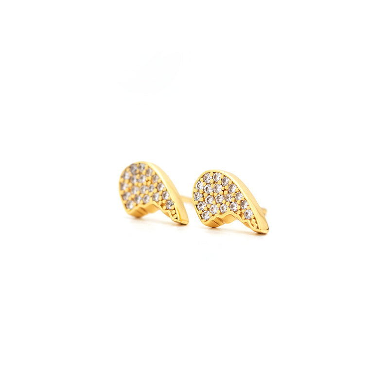 eyefunny broken heart stud earring as seen on jbalvin chain アイファニー EYEFUNNY 高価買取強化中 ブランド買取のRINKAN