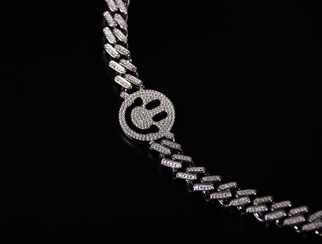 fully iced diamond Hero necklace choker 1017 ALYX 9SM asap rocky kanye west
