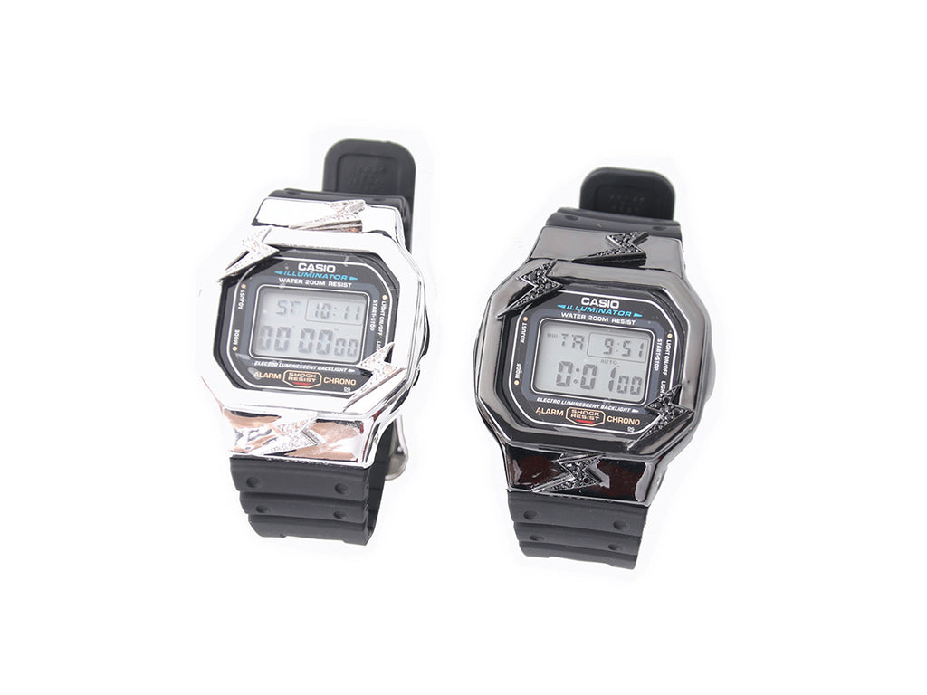 Smiling Faces Watch Case For Casio 5600 Bijouterie Gonin