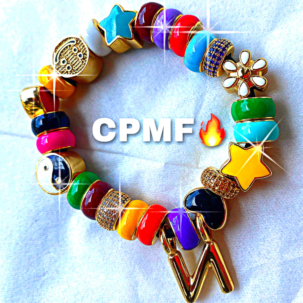 CACTUS PLANT FLEA MARKET X JACOB & CO. BRACELET EMERGES CPFM nigo bathing ape kid cudi
