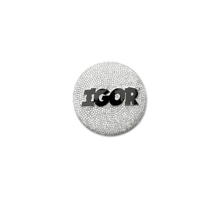 tyler the creator ben baller gem diamond igor pins brooch custom free shipping