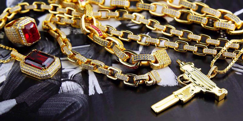11mm hermes link chain ifandco as seen on drake affordable hip hop jewelry