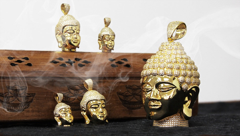 all buddha head collection bijouterie gonin